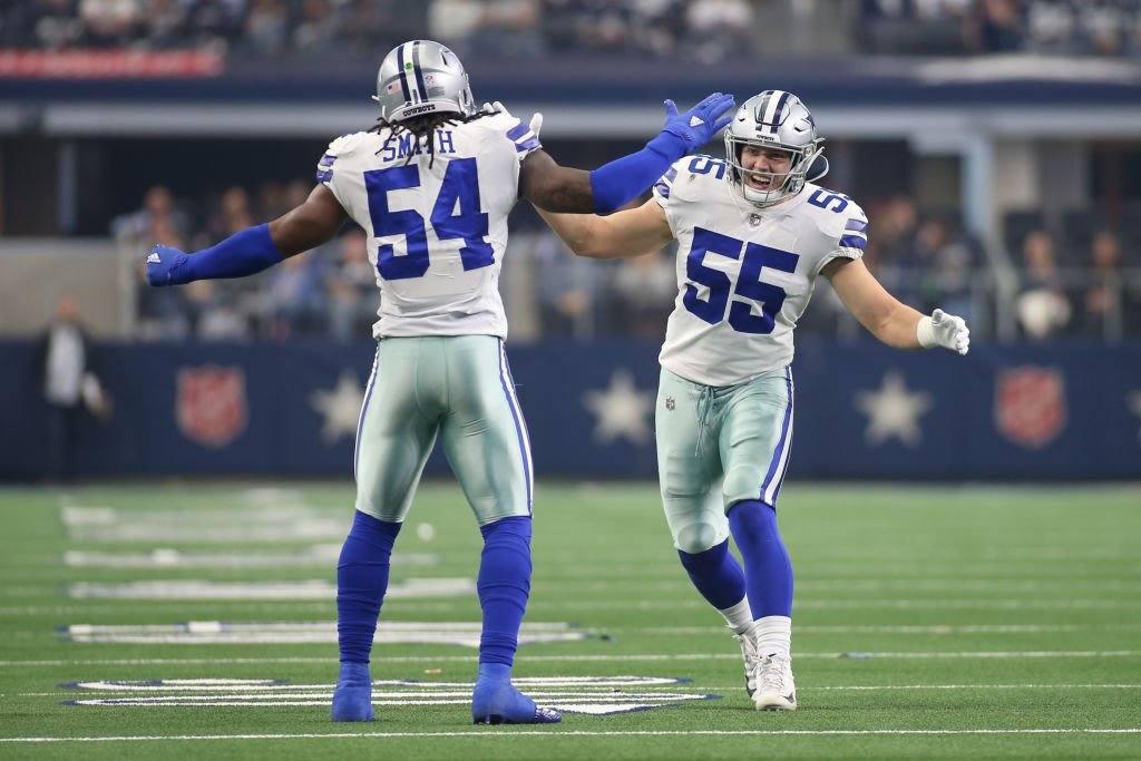 Cowboys LB's Jaylon Smith, Leighton Vander Esch Both on Pace for Pro Bowl Seasons