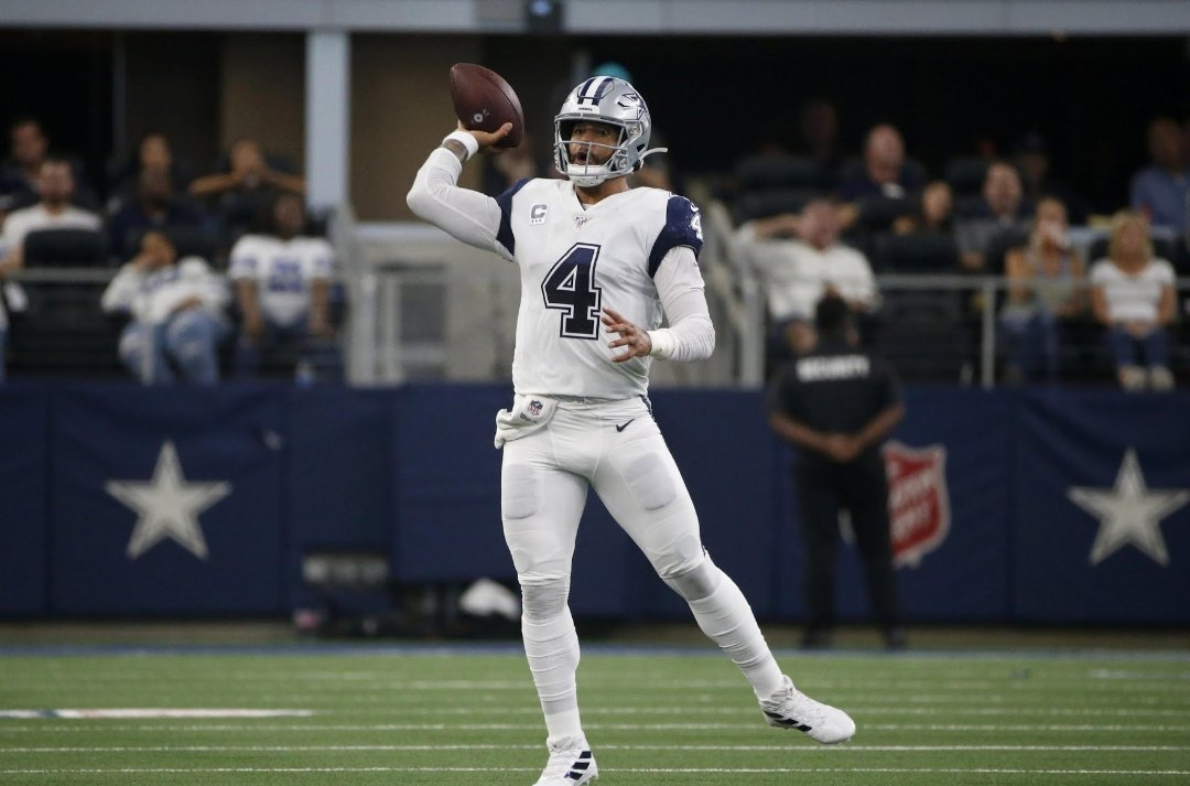Dak Prescott has Been Brought Back Down to Earth After Fast Start, Still no Need to Panic