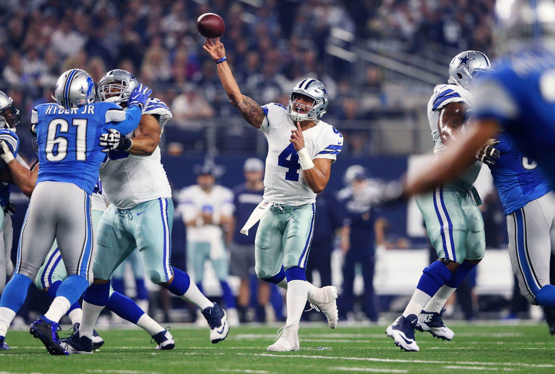 3 Things the Dallas Cowboys Need to do Against the Detroit Lions