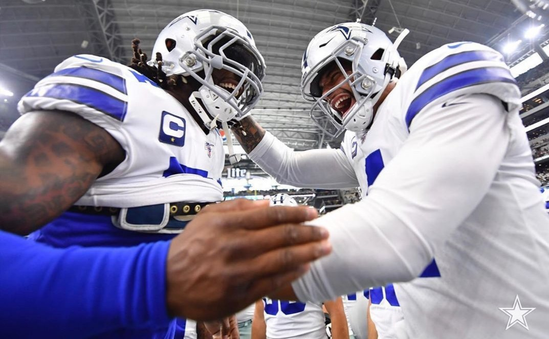 Dallas Cowboys: 5 Players to Watch vs Giants 6