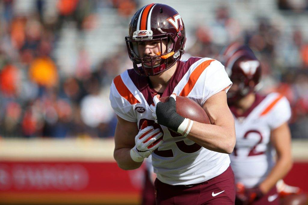 Te Dalton Keene Could Be A Late Round Sleeper For The Dallas Cowboys
