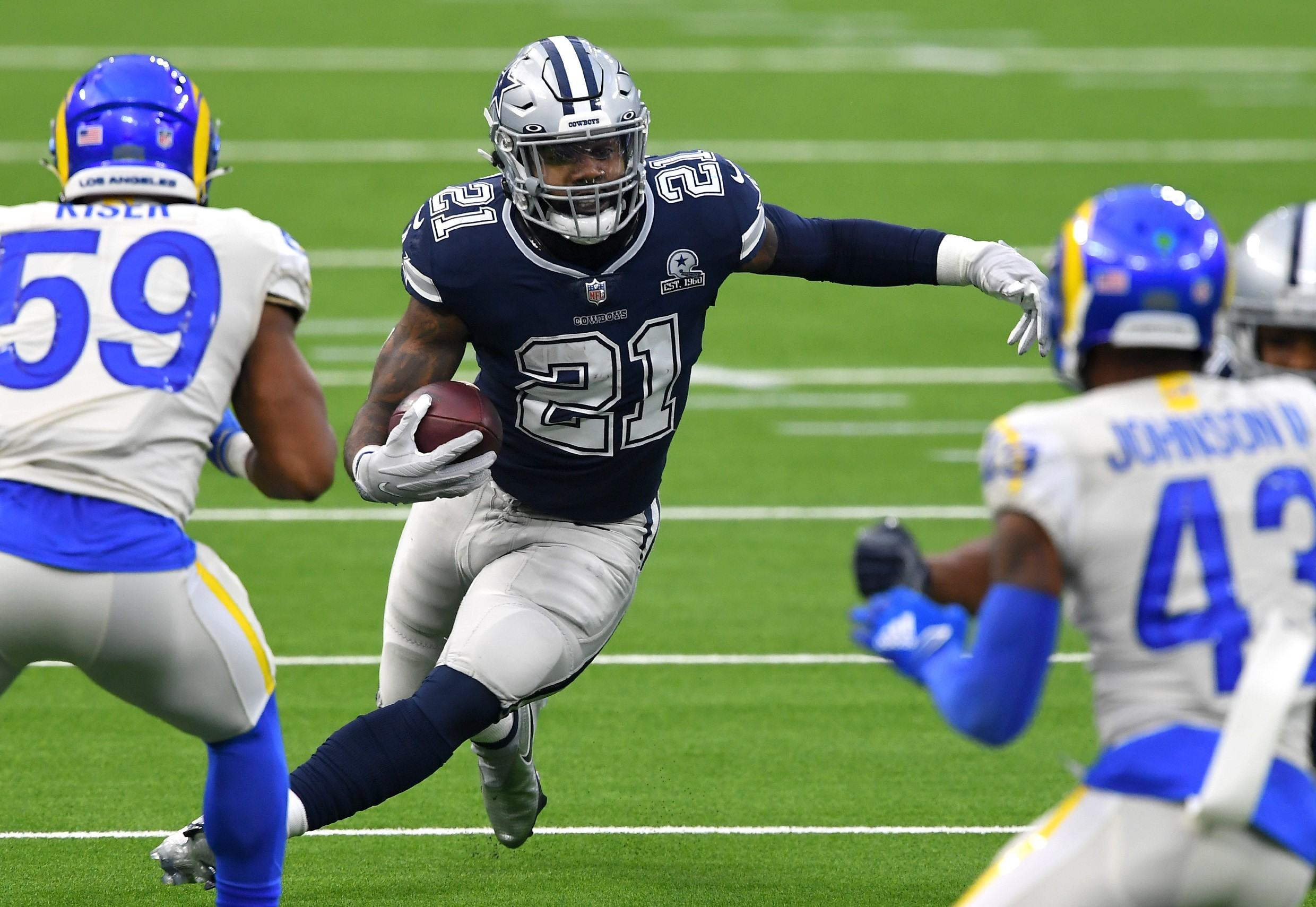 Dallas Cowboys Good Bad And Ugly From Week 1 Against La Rams