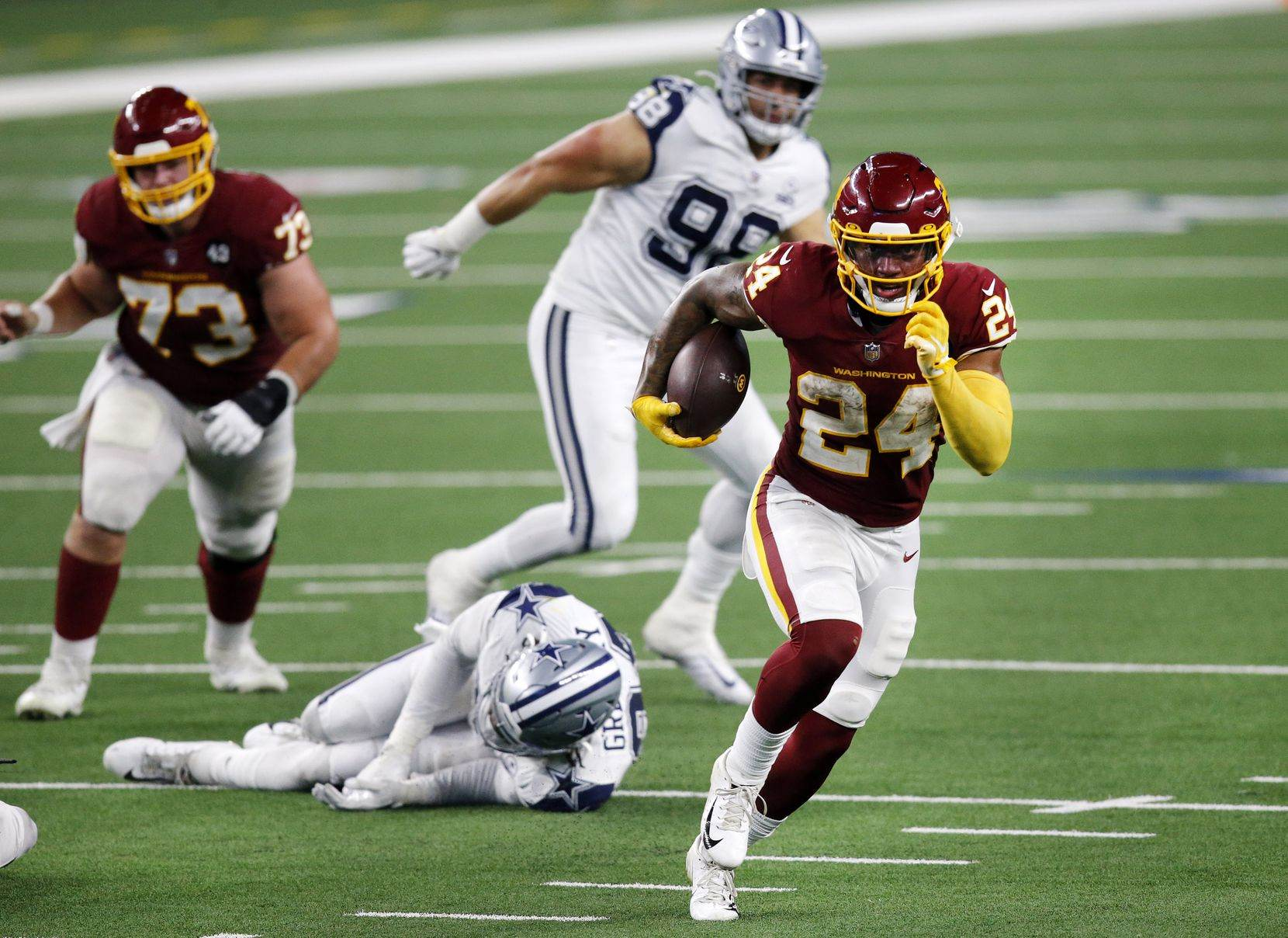 Cowboys Need A Bounce Back Game From The Defense Vs The Ravens