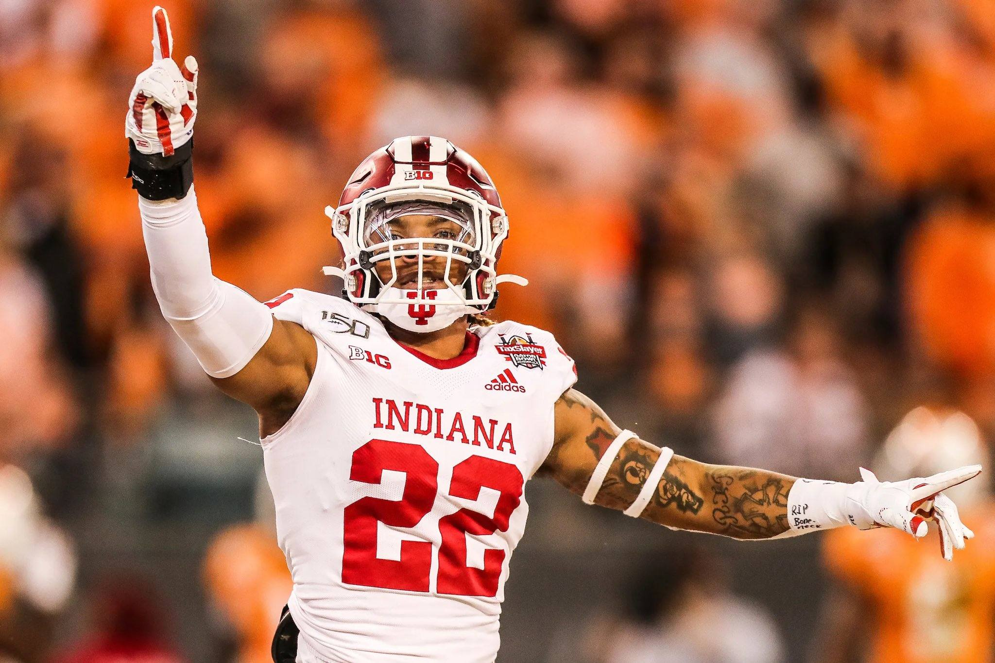 Cowboys NFL Draft Targets: Safety Jamar Johnson ✭